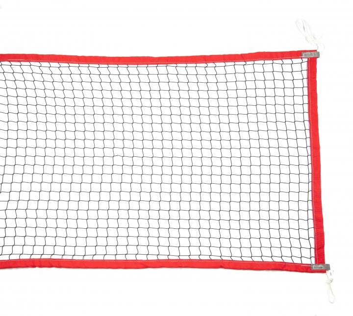 Rete da beach tennis «Economica» 8,50 × 1,00m, Ø 3,0mm, maglia 42mm