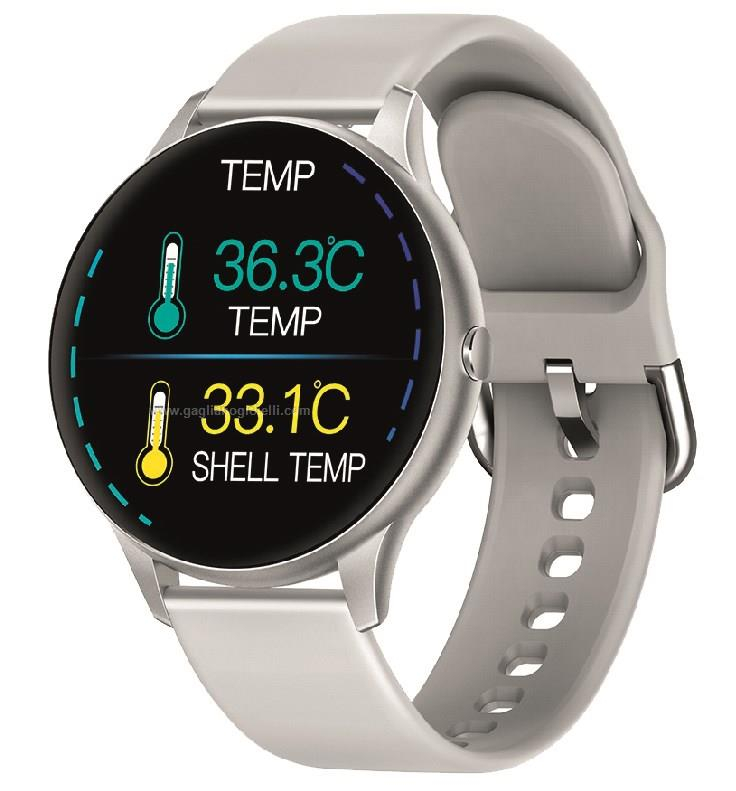Orologio Smart Watch Uomo Smarty Round