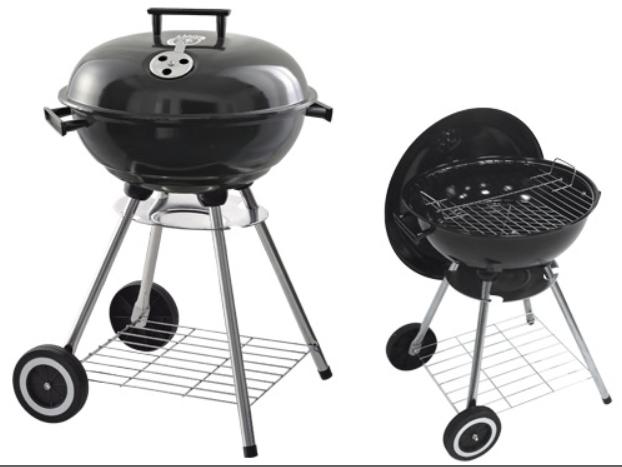 Barbecue EL gaucho GLOBO
