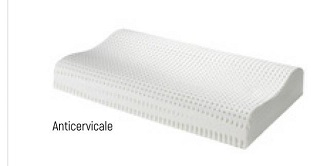 GUANCIALE MEMORY ANTICERVICALE H 10/11,5