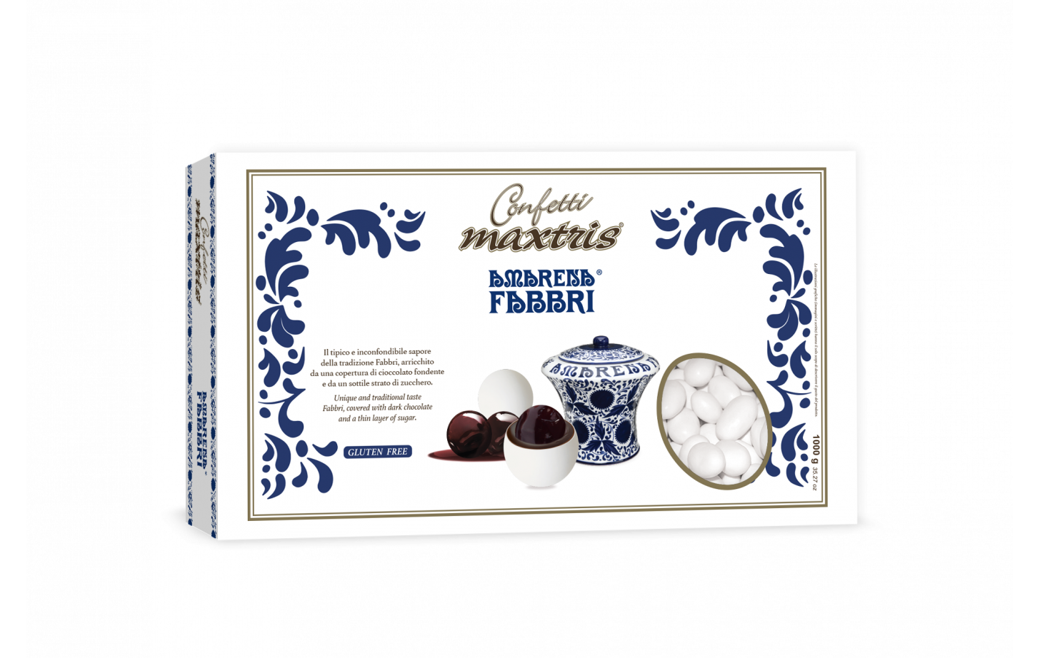 Maxtris Amarena Fabbri – Bianco