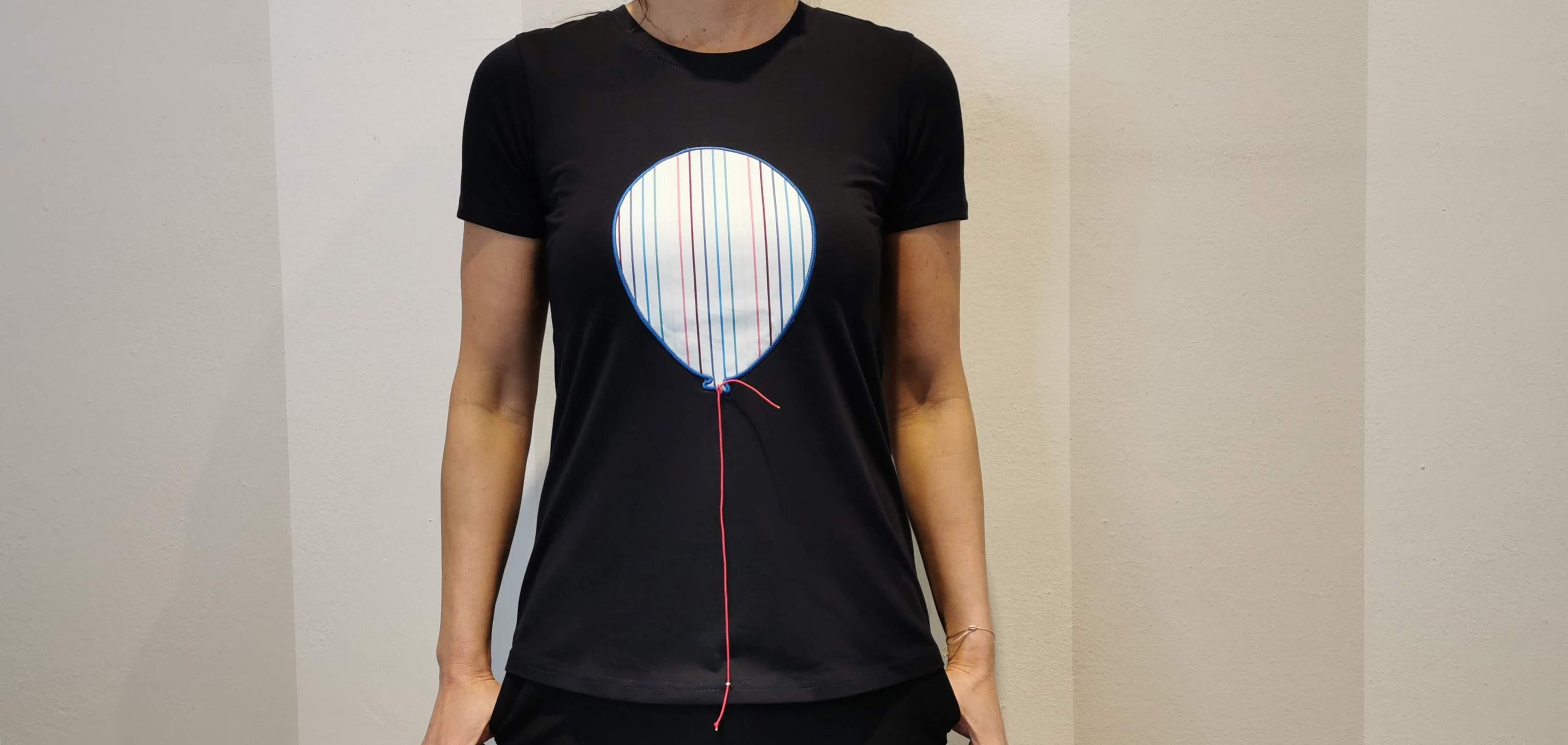 T-Shirt palloncino