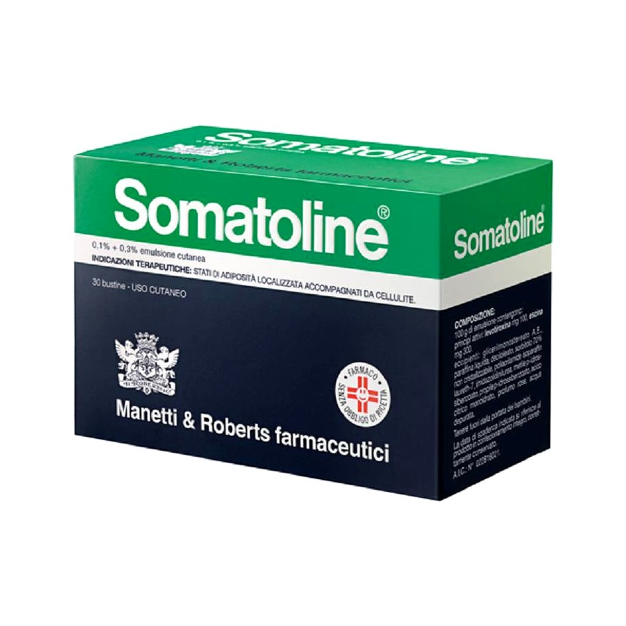 Somatoline 30 bustine
