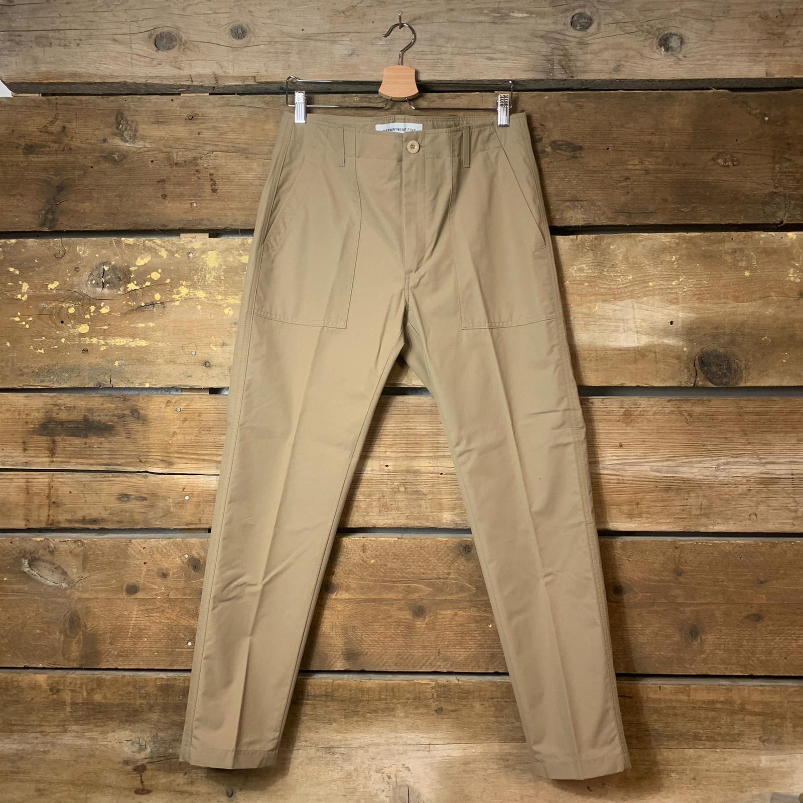 Pantalone Department 5 Uomo Prince Fatique Corda