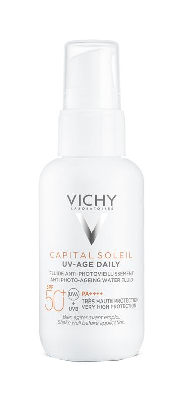 Vichy fluido Anti-fotoinvecchiamento SPF50+ 40ml