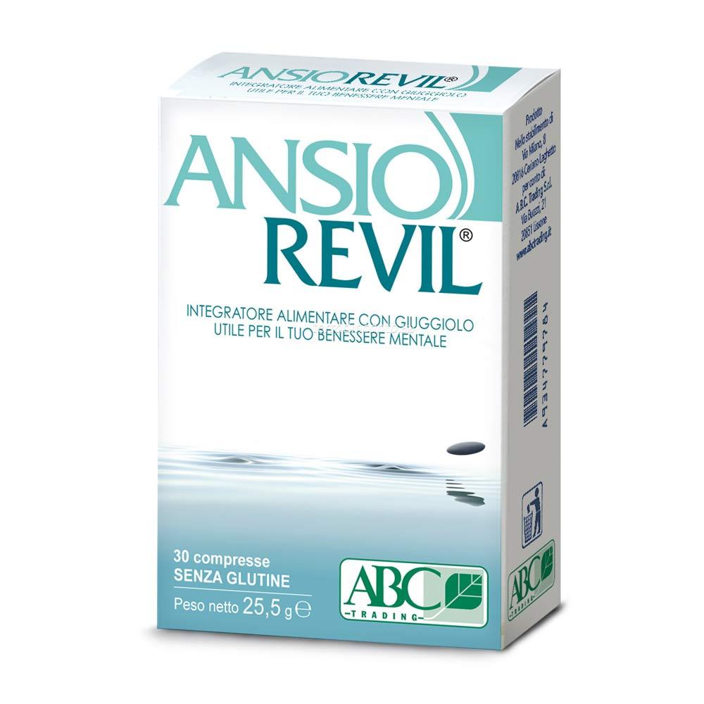 Ansiorevil Abc Trading 30 Compresse