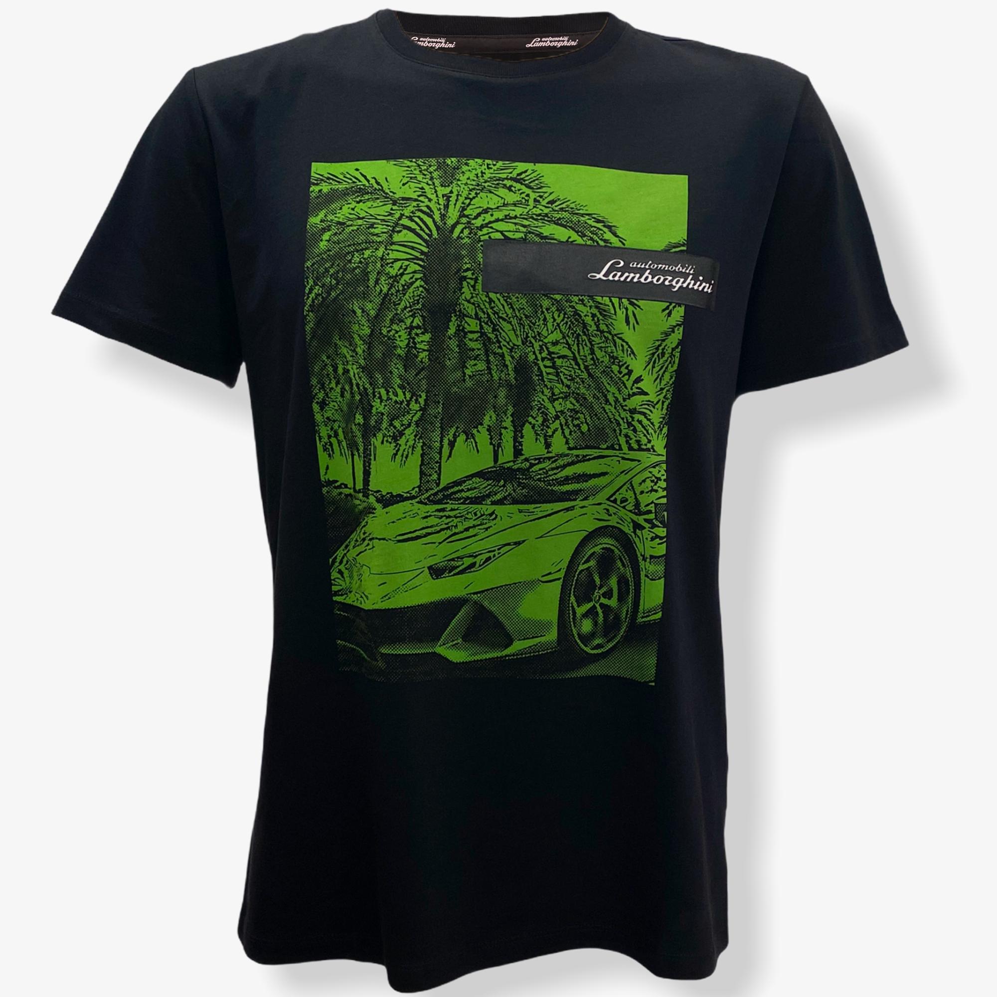 Automobili Lamborghini - T-shirt HURACAN EVO