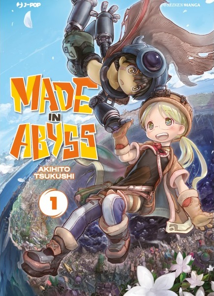 Made in Abyss 1-9 sequenza completa
