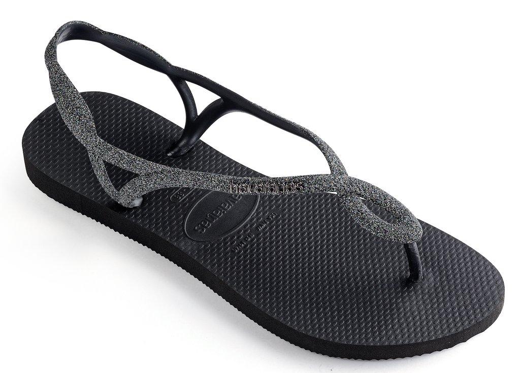 Ciabatte Havaianas Lune Premium FC Dark Black Grey