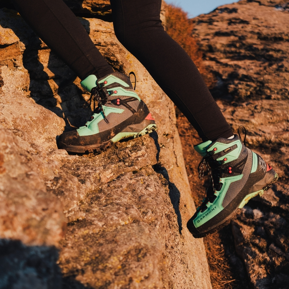 Garmont - Tips on choosing the correct hiking boot