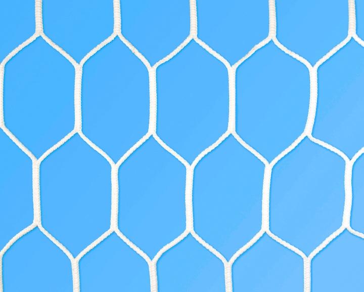Rete per porte da calcio «Esagonale Extra»
