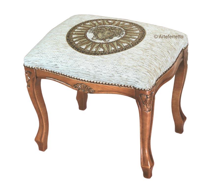 Footrest stool