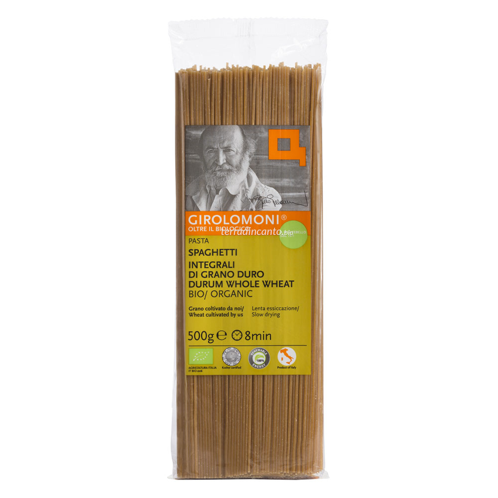 Spaghetti Integrali Girolomoni gr 500