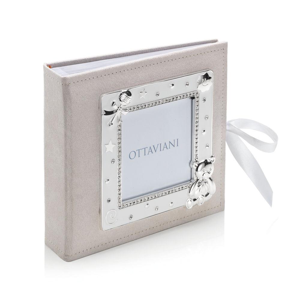 OTTAVIANI - Album portafoto bimbo cm 19,5x5x18cm/4x4cm