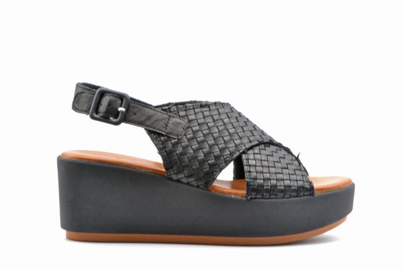 NOVITA' P/E 2021 Inuovo Calzatura Donna-Black 123067