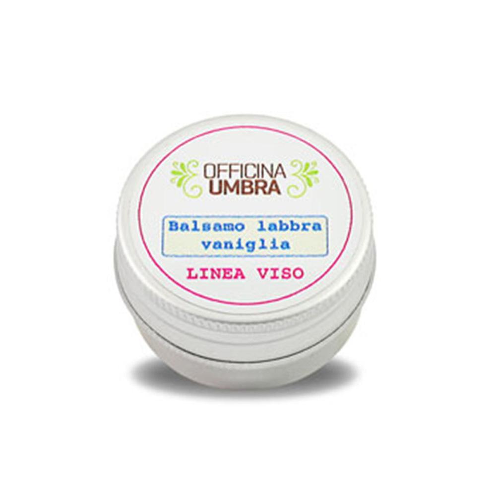 Balsamo labbra vaniglia e karitè