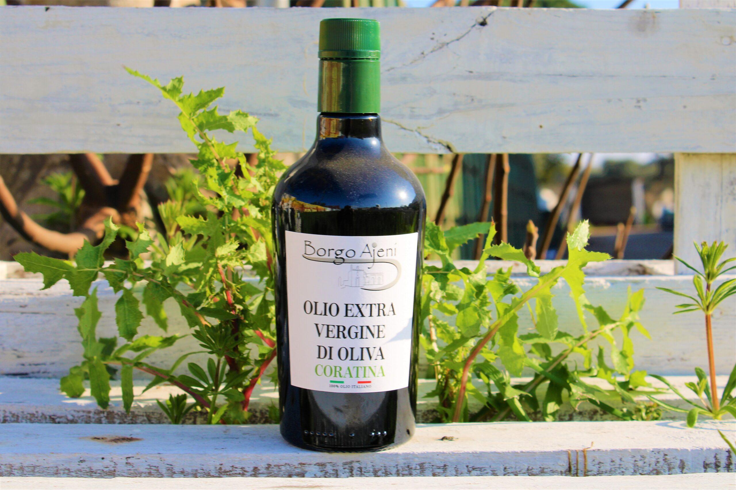 Olio Coratina 500 ml