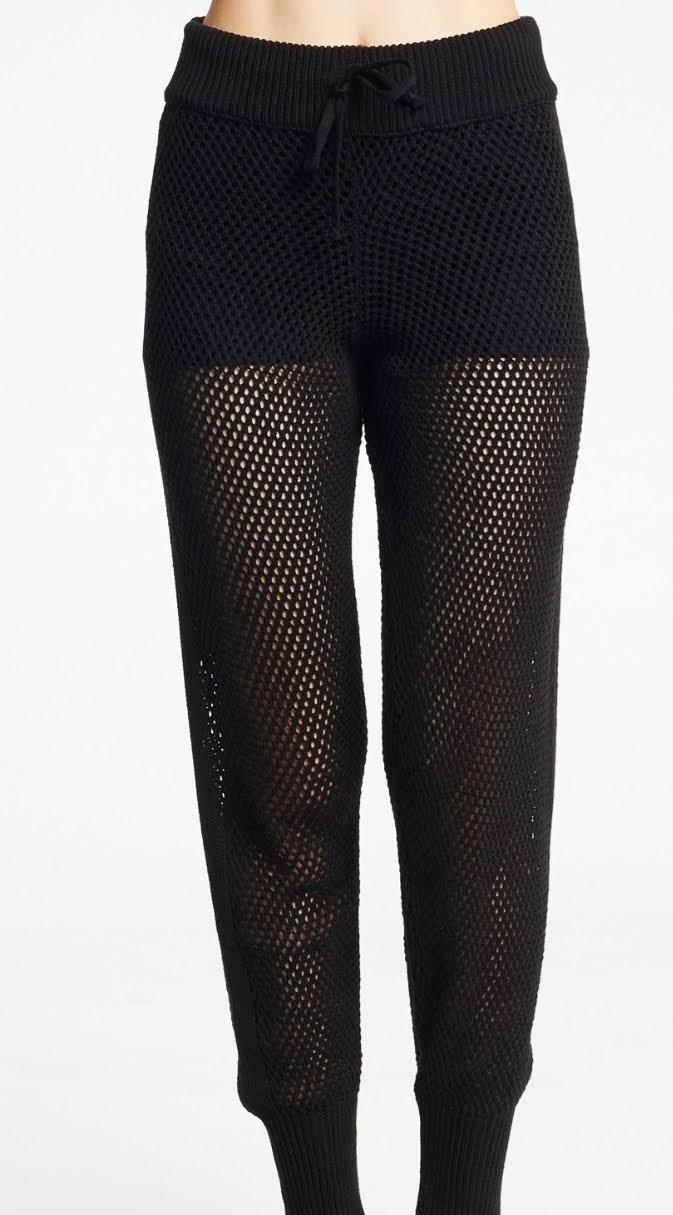 Pantalone a rete