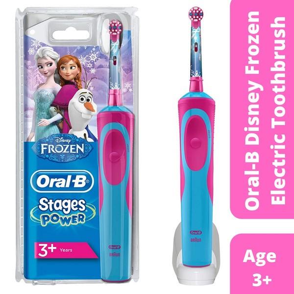 Spazzolino Elettrico Ricaricabile Oral-B per Bambini