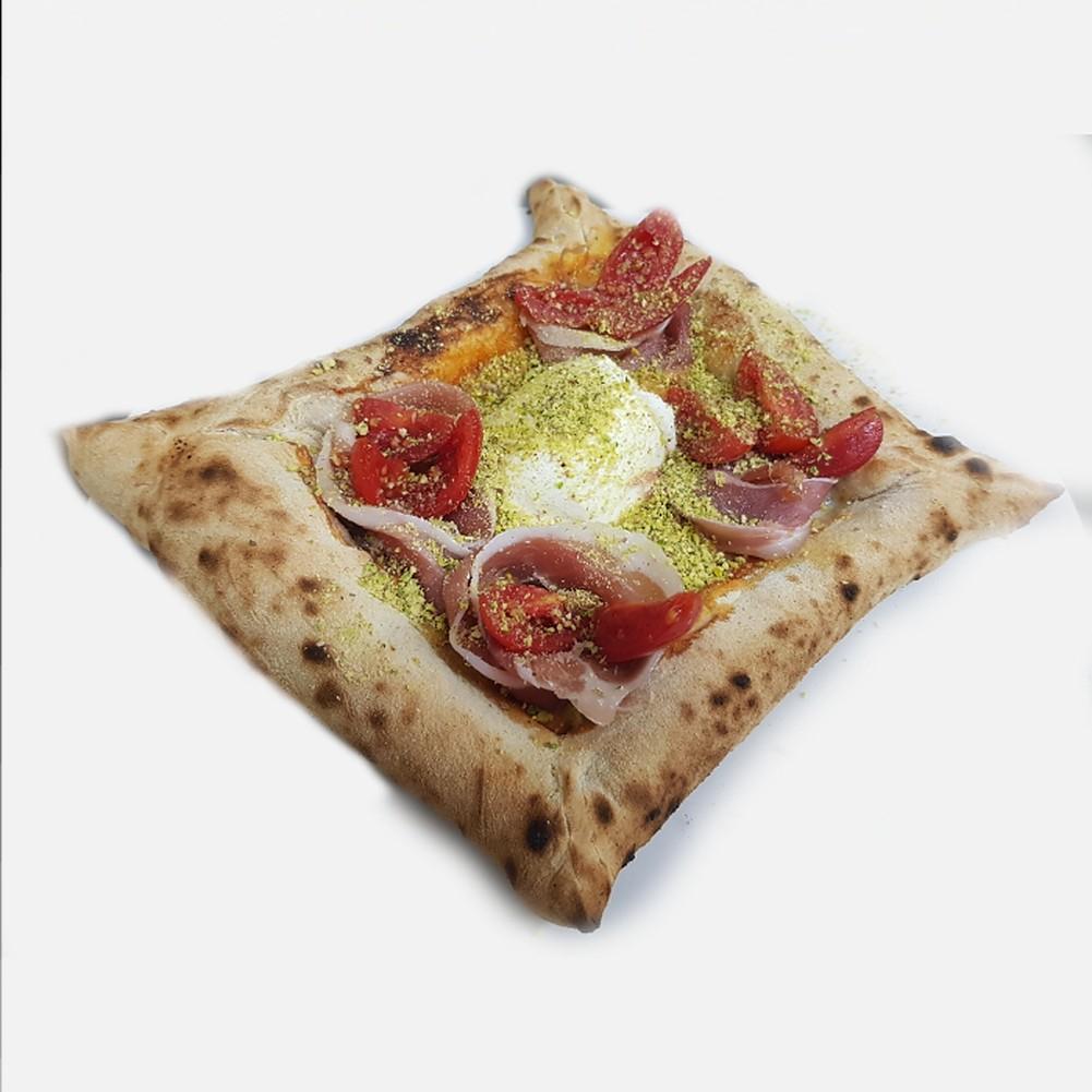 Pizza Rombo Blascoso