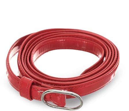 Cintura rossa Armani