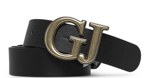 Cintura nera Guess