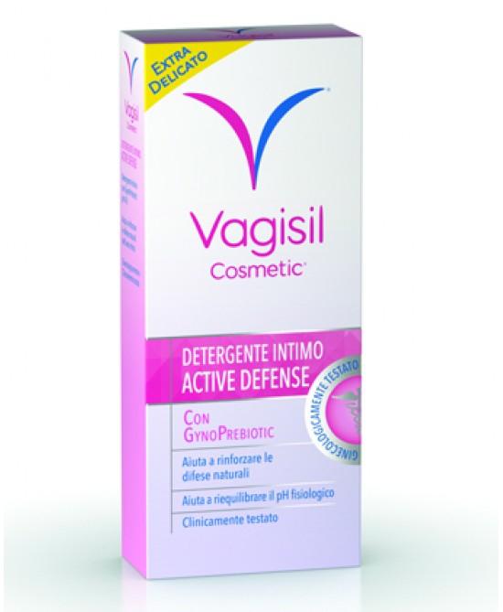 Vagisil intimo active defense 250ml