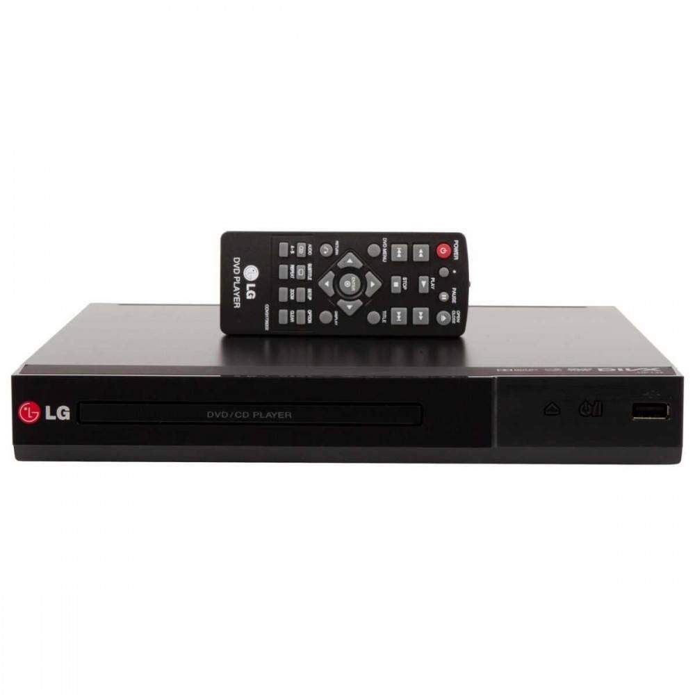 Lettore DVD LG DP132 con ingresso  Usb - Compatibile Divx