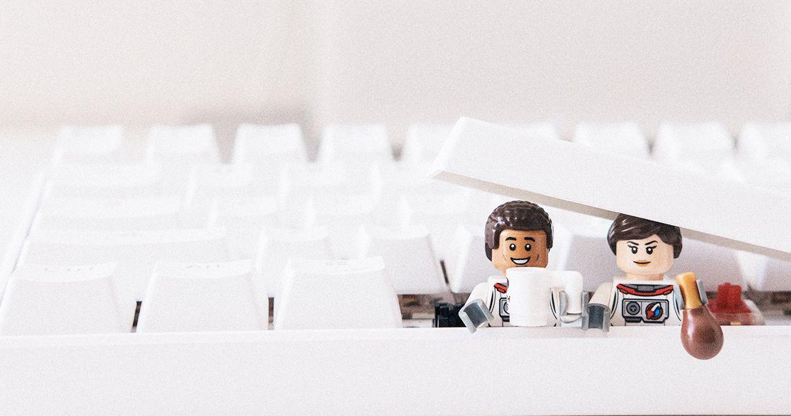 Come costruire i LEGO