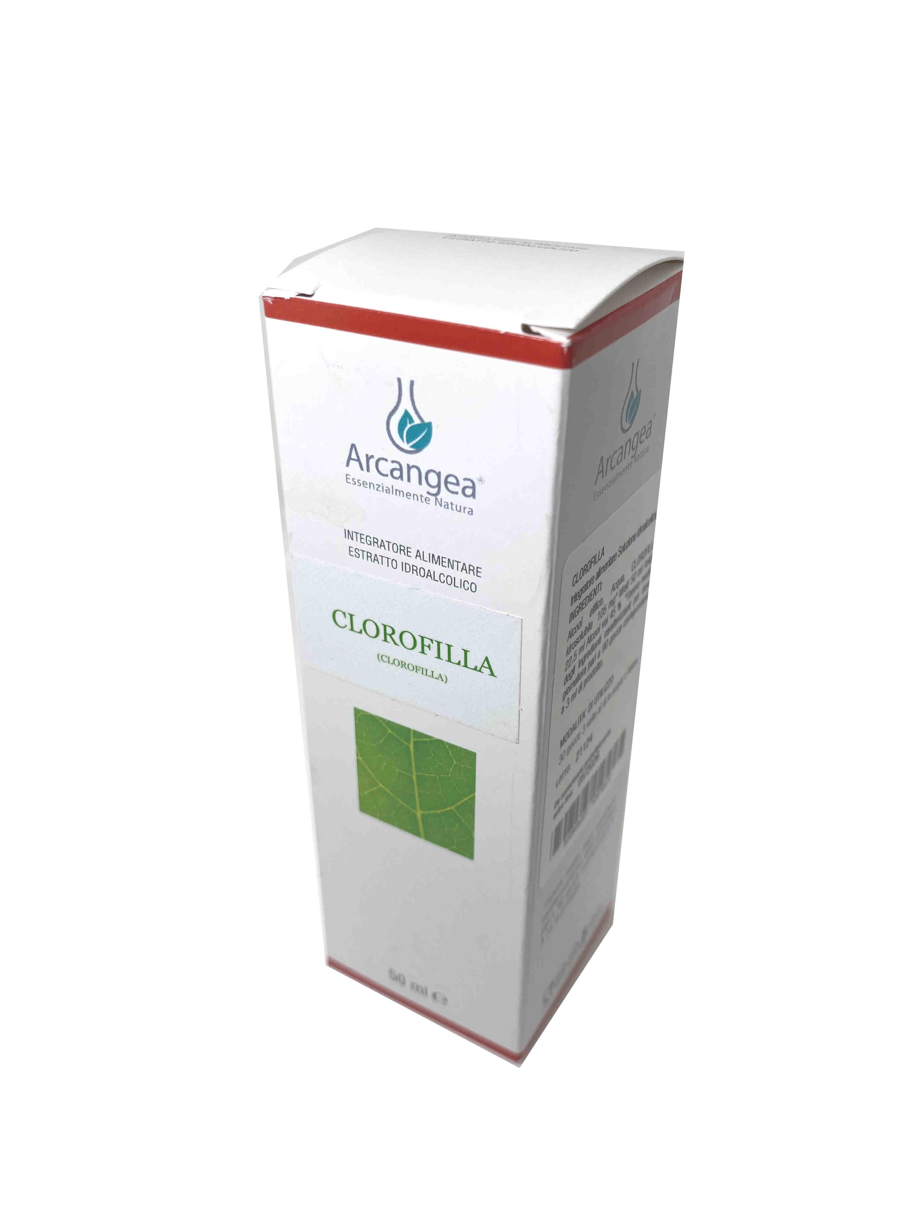Clorofilla Estratto Idroalcolico