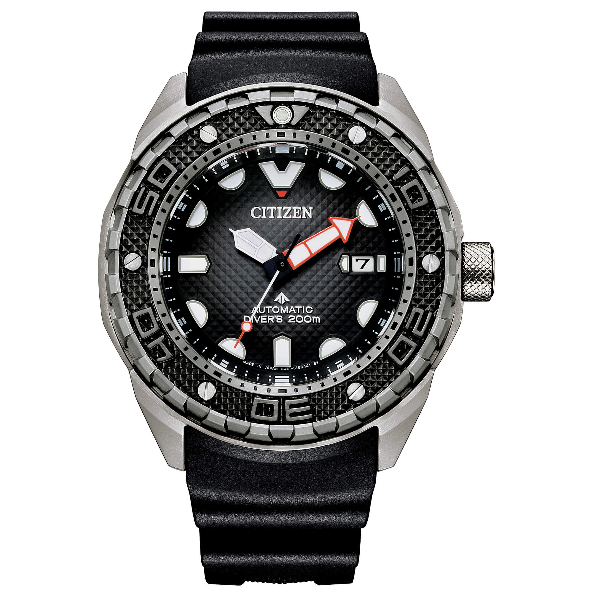 Diver's Automatic 200 mt Super Titanio