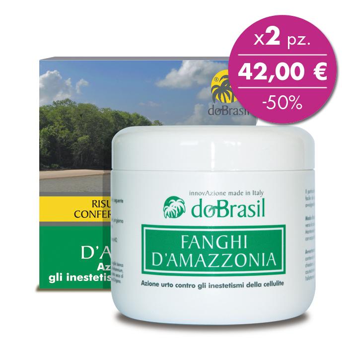 DoBrasil, Fanghi d'Amazzonia New Body 500 g X 2