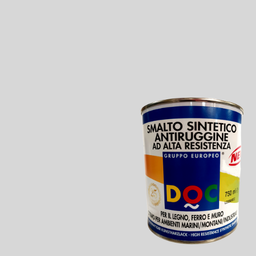 SMALTO SINTETICO GRIGIO LUCE PER INTERNO ED ESTERNO