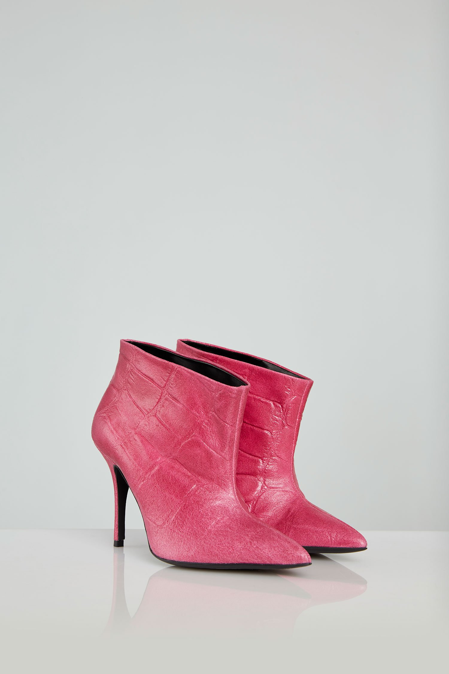 Stivaletto Cocco Boots fuxia Aniye By