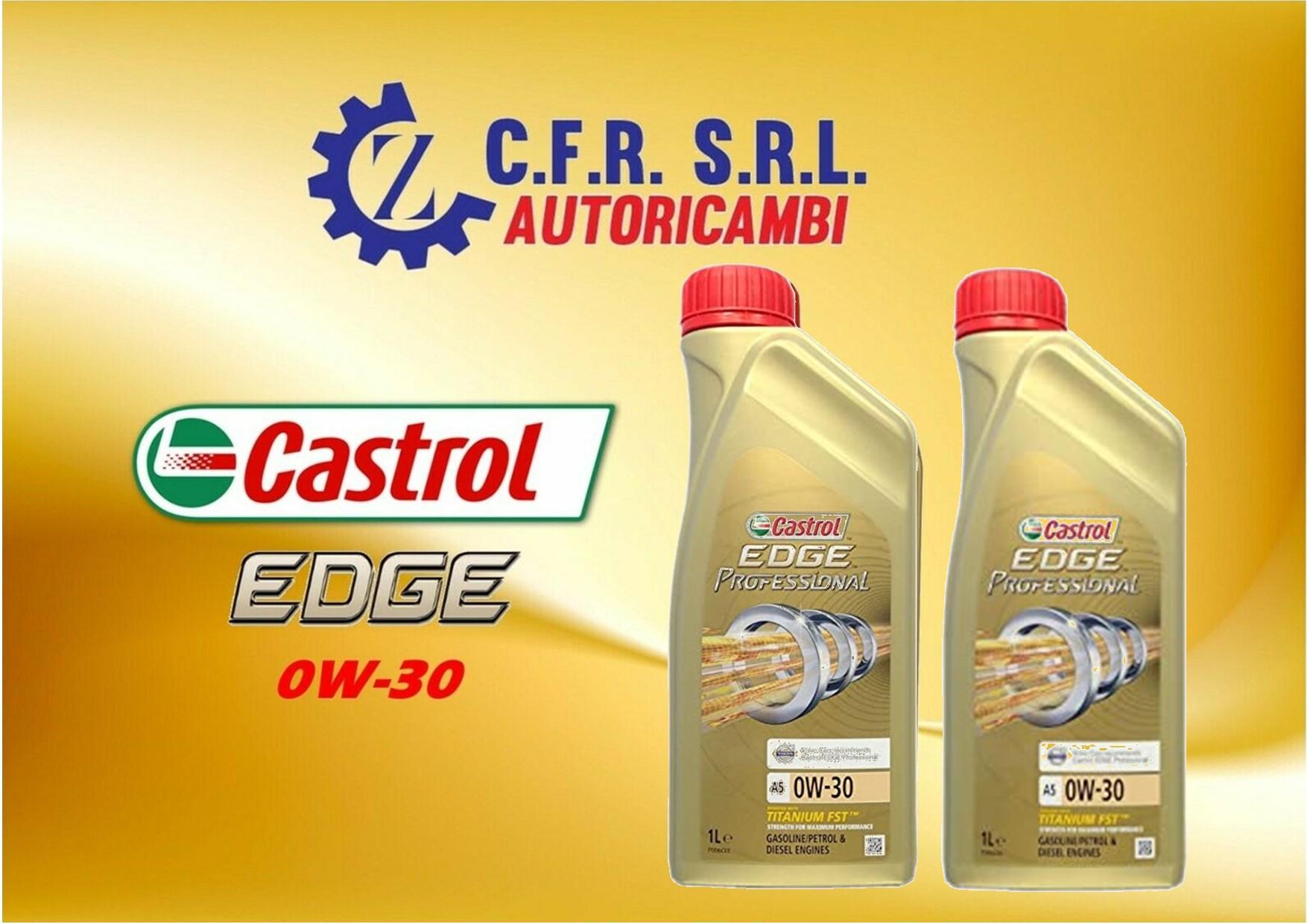 2PZ OLIO LUBRIFICANTE CASTROL EDGE 0W-30