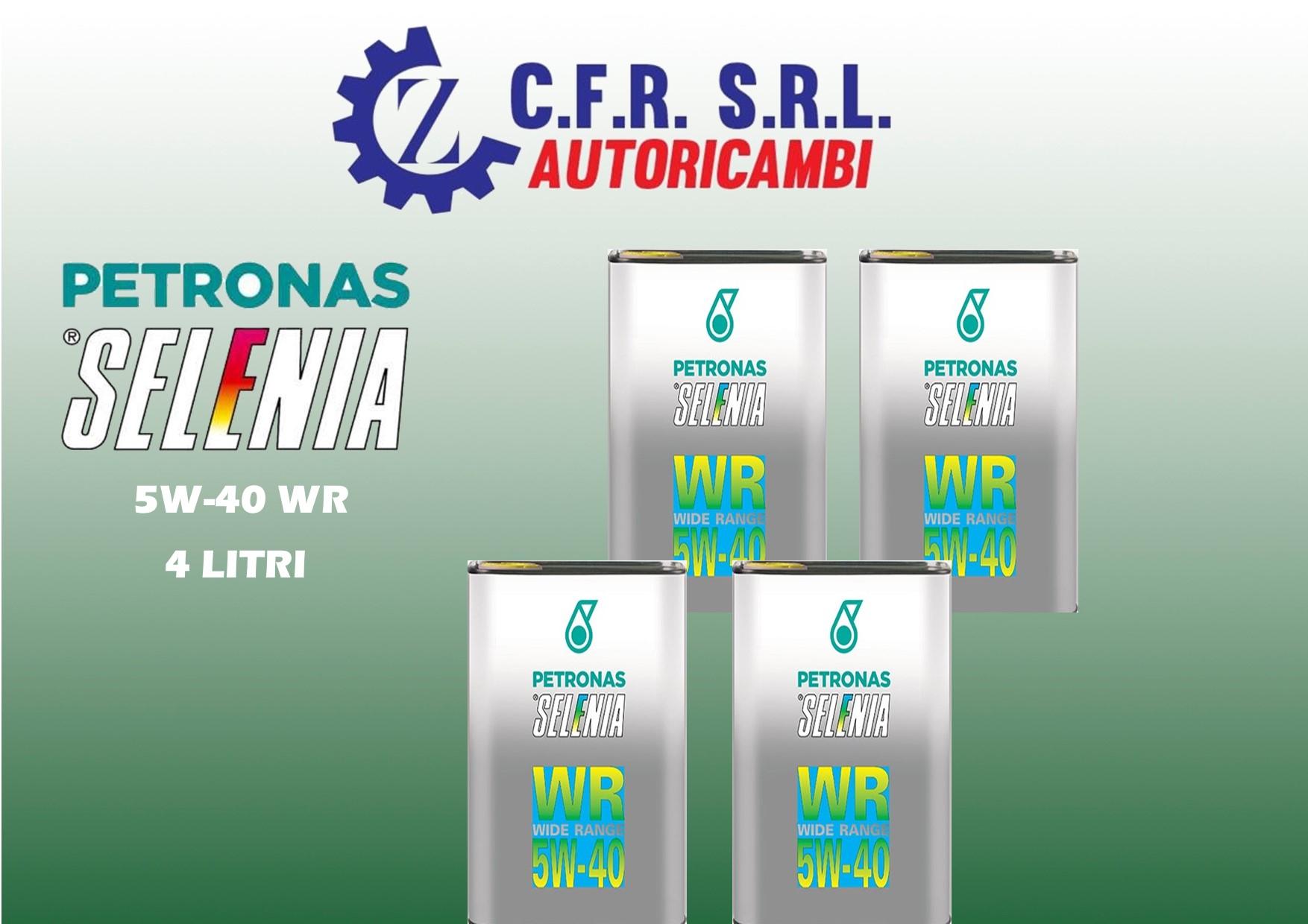 4PZ OLIO LUBRIFICANTE SELENIA WR 5W-40