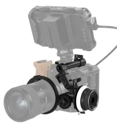 Mini Follow Focus per Riprese Video 3010