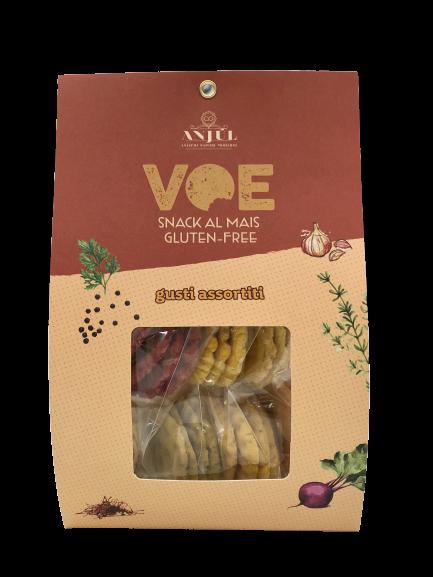 Voe Snack al Mais Gluten Free - AG S.r.l. - Udine