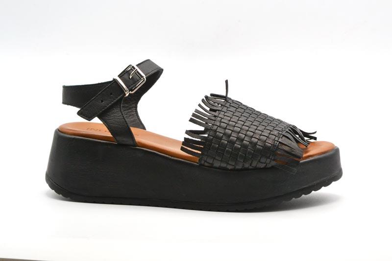 NOVITA' P/E 2021 Inuovo Calzatura Donna-Black 779002