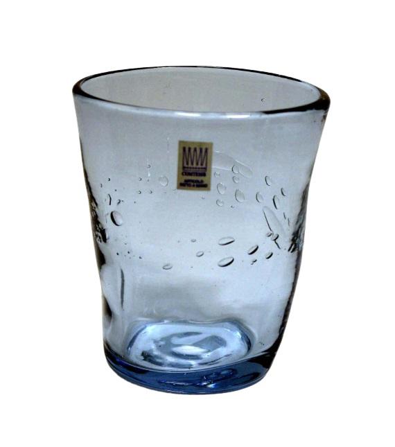 Bicchiere colorato con bolle AQUA Samoa