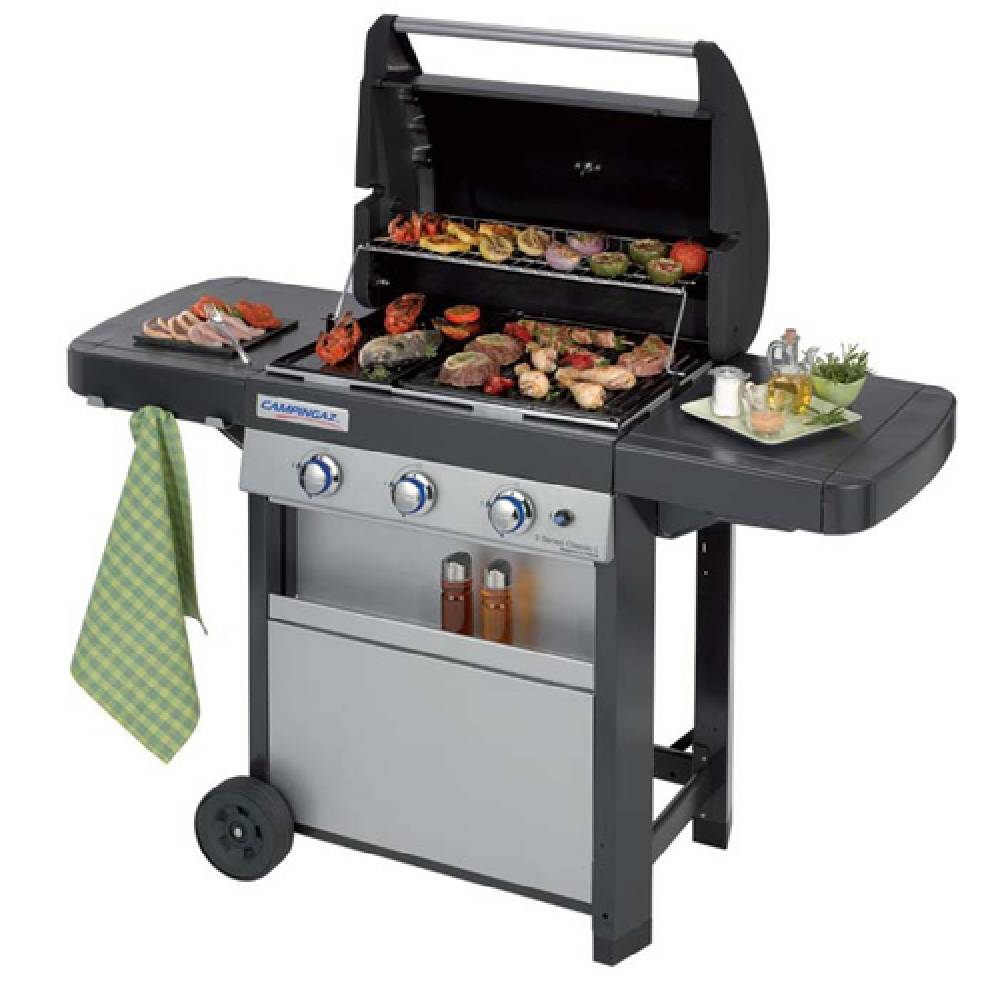 BARBECUE 2 SERIES CLASSIC EXS