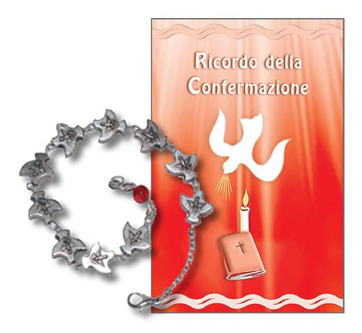 Libretto e braccialetto Confermazione