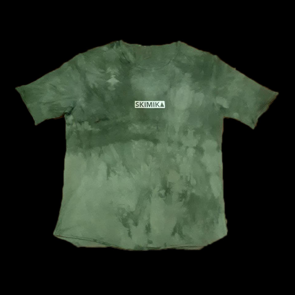 DARK GREEN T-SHIRT