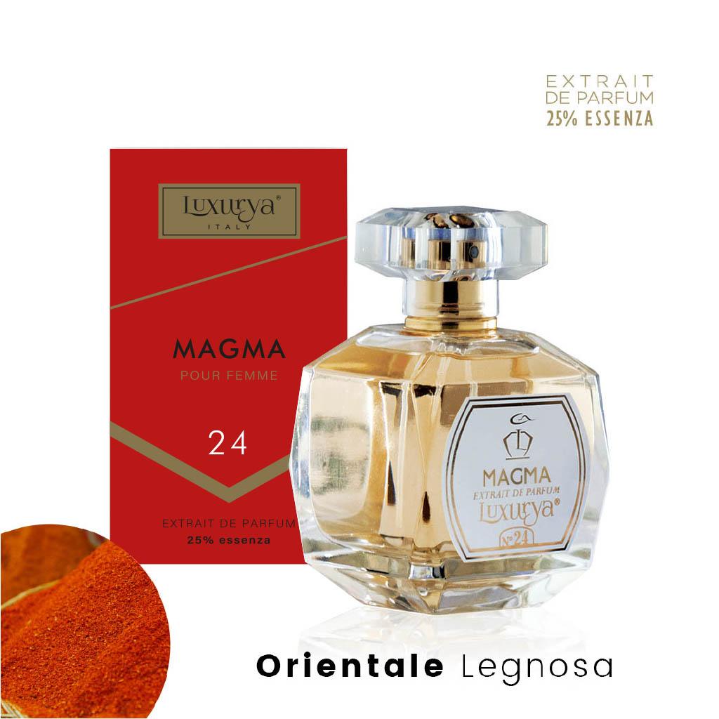 N° 24 - Magma