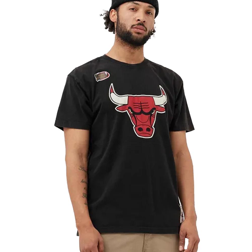 Mitchell&Ness T-Shirt Chicago Bulls