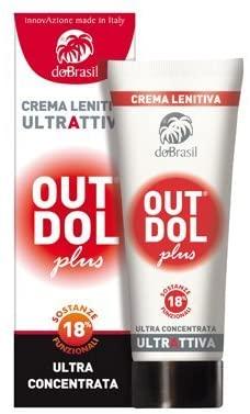 Dobrasil, OUT DOL PLUS crema lenitiva ultrattiva