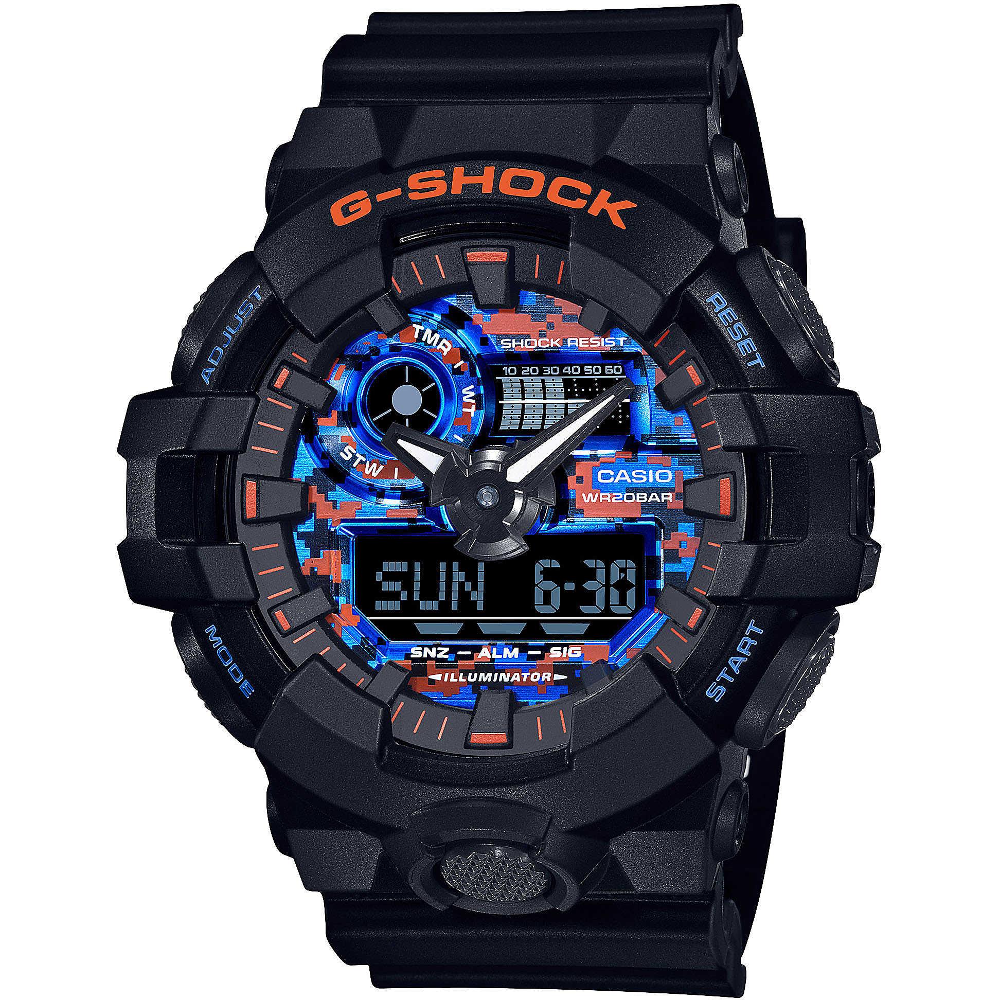 Casio orologio multifunzione uomo Casio G-Shock