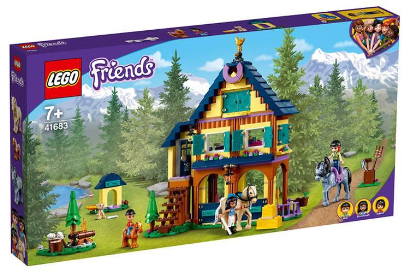 LEGO 41683 Il Centro equestre nel bosco 41683 LEGO