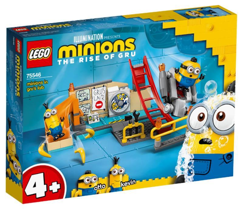 LEGO 75546 I Minions nel laboratorio di Gru 75546 LEGO