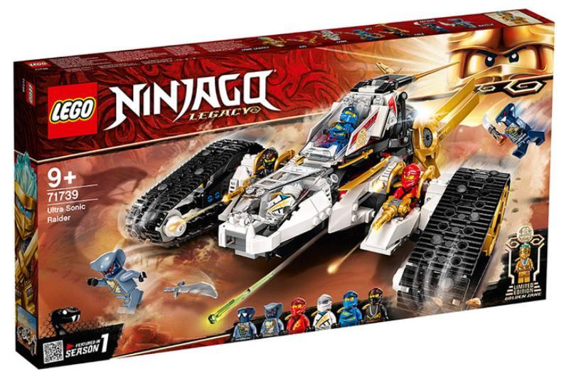 LEGO 71739 Raider Ultra Sonico 71739 LEGO
